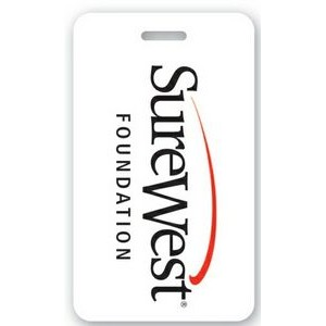 "Rectangle Write-on Tag (2.5""x4.25"")"