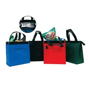 Insulated Grocery Cooler Tote Bag
