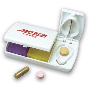 Pill Cutter Case