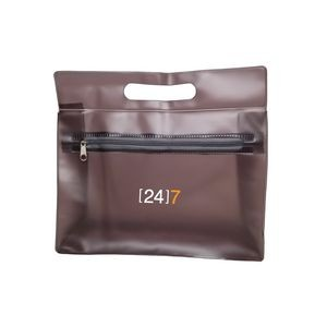 Zip Along Tote Pouch