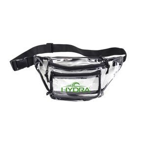 Clear Vinyl Fanny Pack
