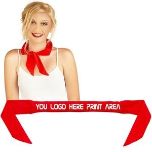 Reusable Coolneckwear Red